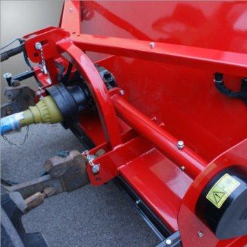DEMA Schlegelmulcher mit Fangbox SLM 160F -