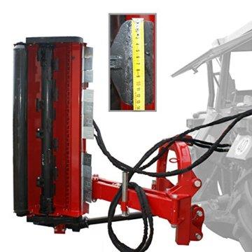 DEMA Versatz - Schlegelmulcher SLM 160S -