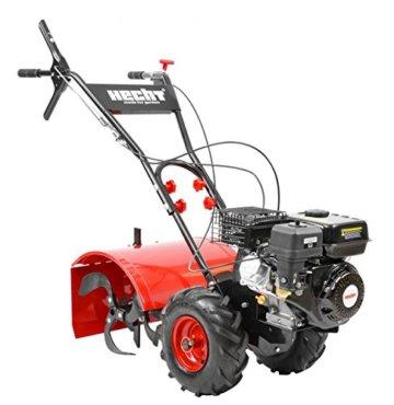 Hecht 750 Benzin Gartenfräse Motorhacke Kultivator Bodenhacke Bodenfräse Fräse -