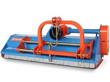 Mulcher, Schlegelmulcher, Schlegelmäher 1,75m hydraulisch Kat. 1 und 2 ab 50 PS - inkl. Gelenkwelle -