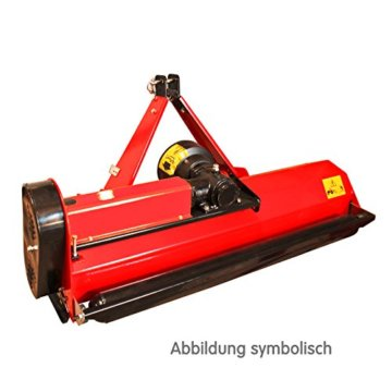 Schlegelmulcher SLM 125 für Traktoren 30-40 PS -