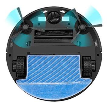 Deik Saugroboter und Wischroboter, 3-in-1 Leistungsstarker Staubsauger Roboter Bild