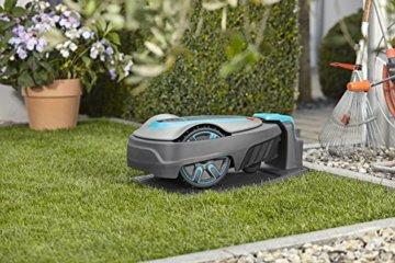 Gardena 19066-20 Rasenroboter smart SILENO city 500 Set Vergleich