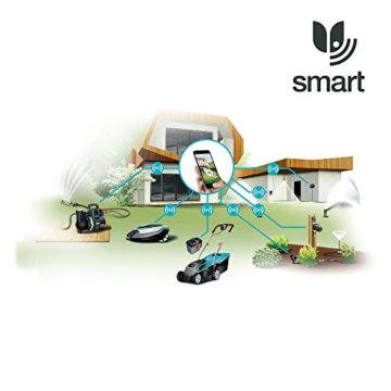 Gardena 19066-20 Mähroboter smart SILENO city 500 Set